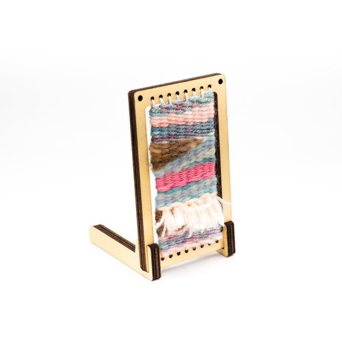 Mini Loom Weaving Kit