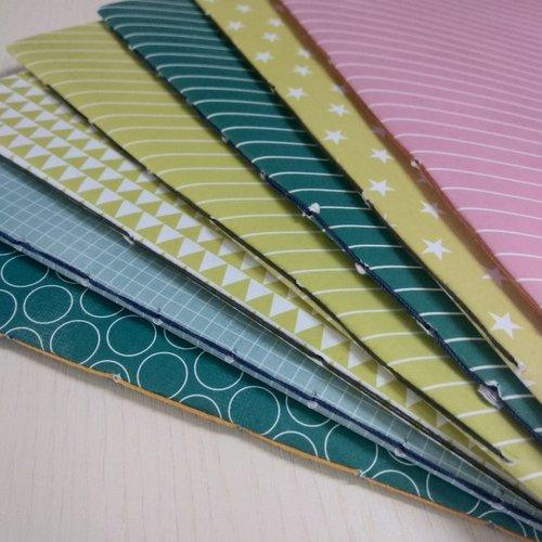 Bookbinding - Saddle Stitch Binding