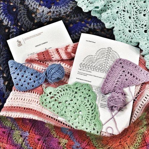 Reading Crochet Charts