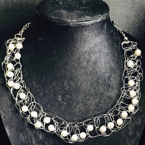 Advanced Pearl Necklace