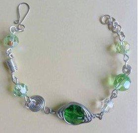Beginner Crystal Bracelet
