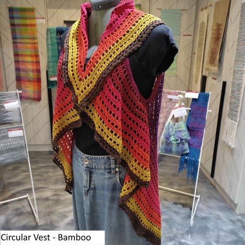 Crochet Accessories - Shawls, Boleros, Scarfs