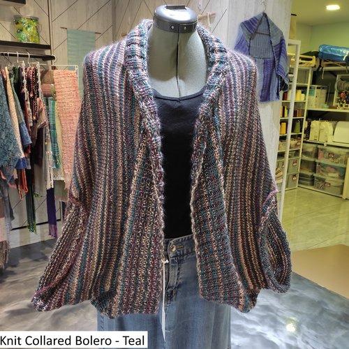 Knit Accessories - Shawls/Boleros/Scarfs